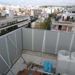 Cooling Tower Noise Barrier at Gurgaon