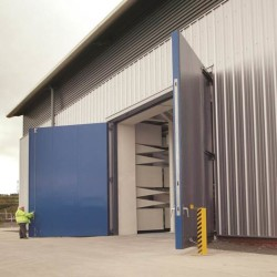 Fire Rated Steel Doors from Ecotone Systems