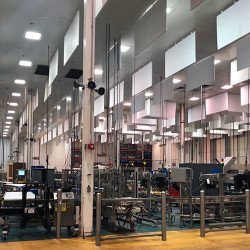 Industrial Acoustical Baffles Manufacturer from Ecotone Systems