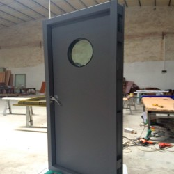 Industrial Steel Fire Doors from Ecotone Systems