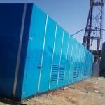 Noise Barrier at Oil India Limited