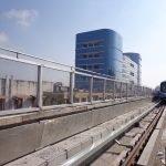 Noise Barrier at Rapid Metro Gurgaon