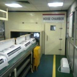 Noise Chamber for LG