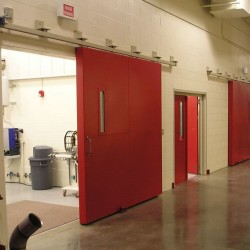 Sound Acoustic Doors from Ecotone Systems