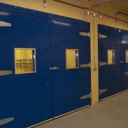 Soundproof acoustic Doors Manufacturer from Ecotone Systems