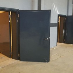 Acoustic Fire Doors From Ecotone Systems