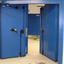 blast Proof Doors from Ecotone Systems