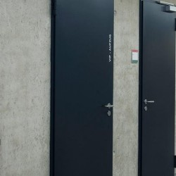 Fire Ressitant Doors from Ecotone Systems