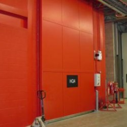 Steel Acoustic Door from Ecotone Systems