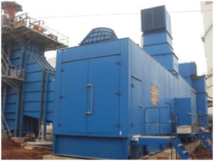 Sound Proof Gas Turbine Acoustic Enclosure