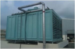 Chillers Cooling Tower Noise Control Systems
