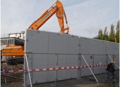 Construction Site Sound Control