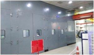 Diesel Engine Test Cell