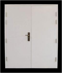 Wooden Fire Door