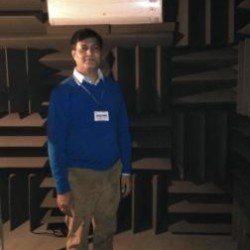 acoustic and anechoic test chamber