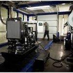 Engine Dyno Test Room