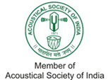 Member of Acoustical Society of India