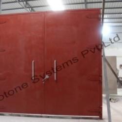 Acoustical Sound proof doors