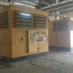 dg set acoustic enclosures from ecotone acoustics