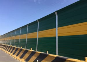 Road Noise Barrier