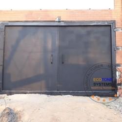 Steel Proof Door