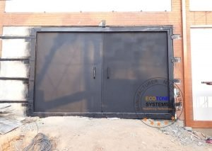 Steel Proof Door