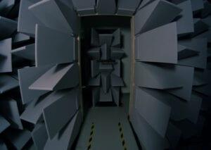 RF shield box