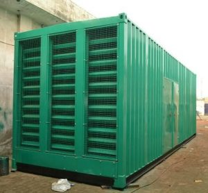 Acoustic containers manufacturer in India
