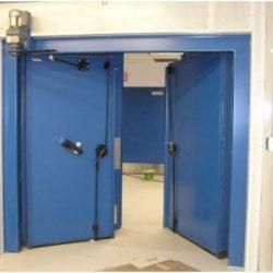 Blast Proof Doors