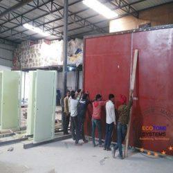 Steel Acoustic Doors
