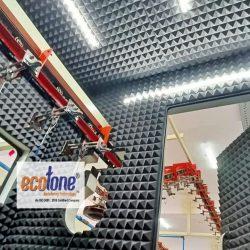 fan noise testing enclosure-ink